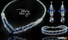 Biżuteria Ślubna Swarovski - piękny komplet ślubny