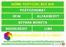 Pożyczki pozabankowe na dowód przez internet. Bez BIK Szczecin