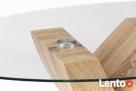 STOLIK DO KAWY ława stolik kawowy SLANT szkło hartowane - 4
