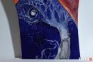 Obraz na drewnie ANIOŁ MAGICZNY 2 artystki A. Laube - 7