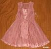 Wesele sukienka pudrowy róż Boohoo Rose Pink Rozmiar S Kraśnik