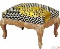 stylowe siedzisko retro podstawa i nóżki drewniane Limanowa