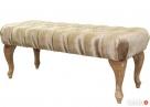 swuosobowe pikowane siedzisko ławka giete nóżki Limanowa