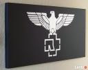 Rammstein - Obraz wykonany ręcznie metodą grawerowania... - 3