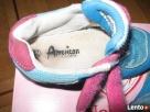 Skórzane adidaski American Club, rozmiar 23 - 2