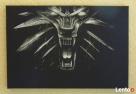 Wiedźmin - Obraz wykonany ręcznie metodą grawerowania... - 4