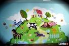 Colour My Walls - murale dziecięce Katowice
