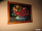 Obraz ręcznie haftowany Tarnów