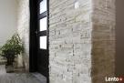Kamień Dekoracyjny Ozdobny Naturalny Panel 3D Cegła z Fugą - 4