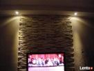 Cegły z Fugą Panele 3D - Płytki Dekoracyjne Kamień Naturalny - 5