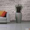 Kamień Dekoracyjny Cegły z Fugą Panele 3D - Płytki do Wnętrz - 8