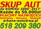 SKUP AUT za gotówkę TARNÓW 518 209 380 AUTO SKUP SAMOCHODÓW - 2