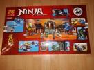 LEGO NINJA AIRJITZU 79349 PLAC BITEWNY - 1