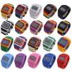LEGO Zegarek Klocek klocki elektroni cyfrowy młodzież dzieci - 1