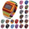 LEGO Zegarek Klocek klocki elektroni cyfrowy młodzież dzieci - 2