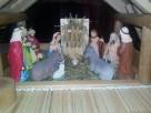 Szopka Bożonarodzeniowa mała - 3