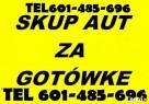 SKUP AUT PRUSZCZ GDAŃSKI,ROTMANKA tel.601485696 - 1