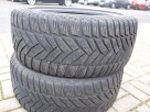 Opony zimowe 245/45/18 Dunlop (2 sztuki) - 3