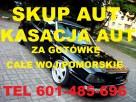 SKUP AUT PRUSZCZ GDAŃSKI,ROTMANKA tel.601485696 - 3