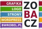 Grafika, strony internetowe, logo - jednorazowo lub stała ws