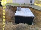 Szambo betonowe szamba zbiorniki na deszczówkę piwniczka