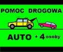 Pomoc Drogowa-Holowanie+4osoby-zblokowane urwane koło-garaże