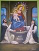 Obraz olejny, akrylowy malarstwo pejzaż
