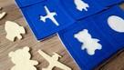 Puzzle filcowe - zabawki - 3