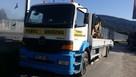 Pomoc drogowa Laweta platforma ATEGO 10 ton ładowności - 2