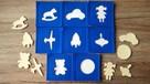 Puzzle filcowe - zabawki - 1