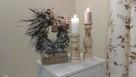 Dekoracje świeczniki toczone drewniane wyroby Rękodzieło - 2