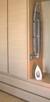Deska do prasowania montowana w szafie 115x33 cm - 2