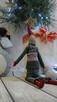 Świąteczny skrzat, maskotka prezent - 3