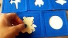 Puzzle filcowe - zabawki - 2