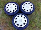 Koła zimowe Pirelli 185x60 R15 - Opel Meriva, Tigra Twin Top