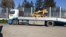 Pomoc drogowa Laweta platforma ATEGO 10 ton ładowności