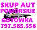 AUTO SKUP WŁADYSŁAWOWO PUCK 797565556 ZŁOMOWANIE AUT