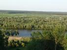 Ukraina. Staw rybny + torfowiska + zloza kredy + zrodla wody