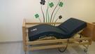 Łóżko rehabilitacyjne 3 funkcyjne z pilotem transport Gratis