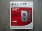 Nowy Glukometr Accu Chek Performa Nakłuwacz Paski Testowe