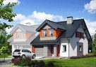 Nowy dom w Grębociach - 1