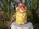 Kiszone jabłka z ziemniakami