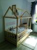 SZYBKA REALIZACJA/ łóżeczko domek drewniane dla dzieci