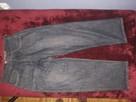 Malita - długie czarne spodnie rozmiar L - 2