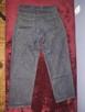 Malita - długie czarne spodnie rozmiar L - 3