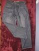 Malita - długie czarne spodnie rozmiar L - 1