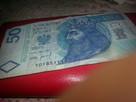 Banknoty kolekcjonerskie 50zl - 1