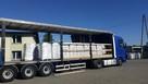Transport HDS warszawa tir winda naczepa z wózkiem widłowym - 4