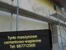 Tynki maszynowe cementowo wapienne tel 887712500