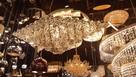 Żyrandol kryształowy Chmurka 110cm